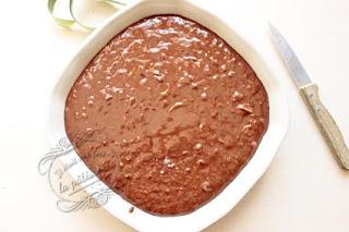 mélange recette originale du gateau au chocolat