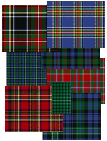 9ba9ed885923d Echarpe écossaise : Découvrir les Tartans à carreaux