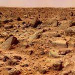 Aperçu du sol martien