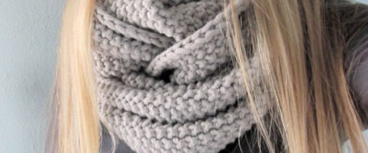 Comment tricoter un Snood ?