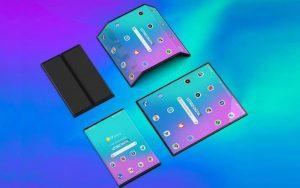 Smartphone Xiaomi Pliable