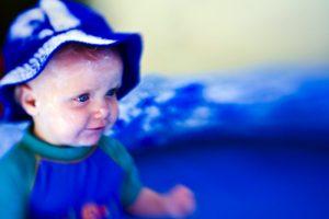 protection solaire pour bébé