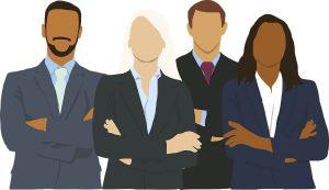 équipe des ressources humaines